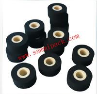 24pcs/lot 36*16mm black ink roller for MY-380 coding machine/FRD-1000 band sealer,sealing machine