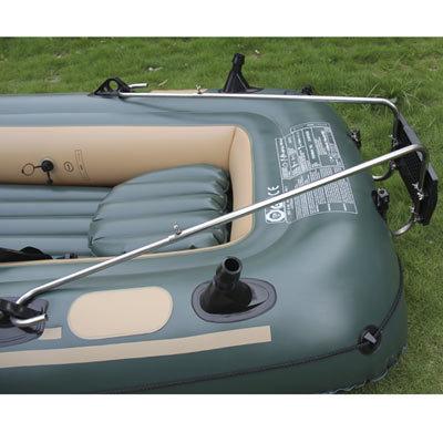 мотор для надувной лодки своими руками