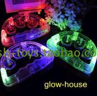 Rattles, flash luminous hand the tambourine bar supplies ktv wedding light-up toy
