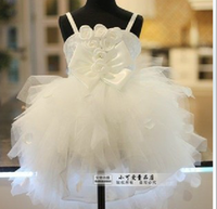 girls dress Children costume wedding formal dress princess puff flower girl dressformal attire dance clothes