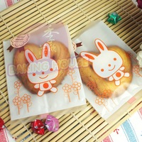 Packaging small rabbit biscuit bags snack bags cookies bags 20