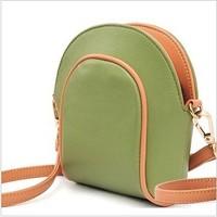 Free Shipping high quality Female bags shell bag vintage candy color one shoulder handbag cross-body bag women's mini handbag