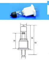 best price of Hanalux Blue 80 56053026 21.5V 130W O.T light lamps free shipping