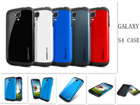Latest style SLIM ARMOR SPIGEN SGP mobile phone case Cover for Samsung galaxy s4 SIV i9500 Direct shipping