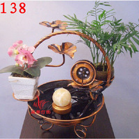 Copper metal craft handmade crafts novelty crafts bonsai technology decoration