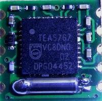 Free shipping TJ-102BC-N (TEA5767HN chipset) FM receiver module Lite Version