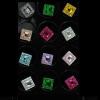 Nail art nail art drill mobile phone rectangle 12 hot-selling diamond