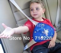 Child seat belt adjuster belt anchor belts with a triangular Children  Free Shipping B184