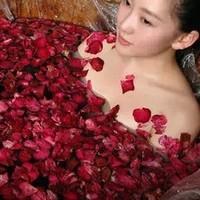 250g rose petals beauty rose petals  whitening skin-care