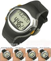 Free shipping, Pulse Heart Rate Watch Calorie Burned Sport Watch monitor Wrist watch