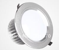4 inch 9W good quality LED downlight 10pcs/lot ceiling light recessed ceiling light Spotlight wholesale free ship by EMS