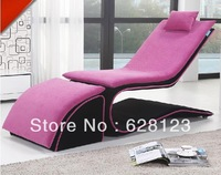 Modern leisure small family contracted lazy sofa chair function of cloth art sofa bed sofa on sale SF034