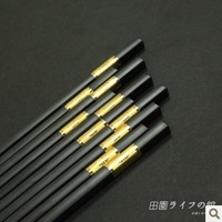 High quality alloy choptsicks quality chopsticks chopsticks gift chopsticks metal chopsticks