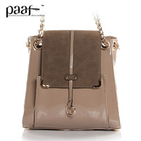 2013 preppy style vintage bag one shoulder cross-body metal hasp women's handbag bag