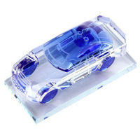Quality crystal car perfume seat car model cars perfume car decoration auto supplies
