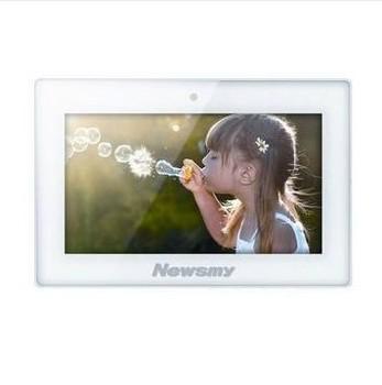Newman electronic photo album 7 hd digital photo frame d07n electronic photo frame digital photo album gift