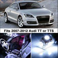 Free Shipping 3pcs LED Lights Interior Package Kit for Audi TT TTS 8J