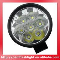 KD D70 7 x Cree XM-L T6 3-Mode 3500 Lumens Bike Light (4 x 18650 / 6 x 18650)