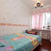 Free shipping Child real cartoon bear wallpaper sofa background wall wallpaper