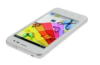 MTK6575 dual Sim Android 4.0.3 iCS Wifi GPS(IGO) 512MB+4GB 3G Smart Phone Star X2 free shipping