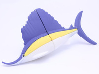 Free shipping tuna shape flash drive 32GB animal usb flash drive