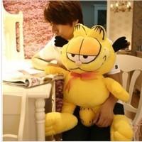 Free ship children/kid/baby pp cotton Stuffed Toy birthday gift doll  plush toys  Garfield cat 63cm