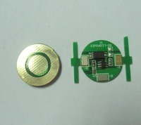 3.7v lithium battery protection board