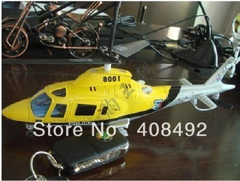 Bumblebee remote control remote control aircraft model toy helicopter gunships tee 8001-3