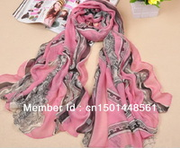 Free Shipping!!! 2013 Handmade And Factory Directly Sale Women Scarfs Fahion Style