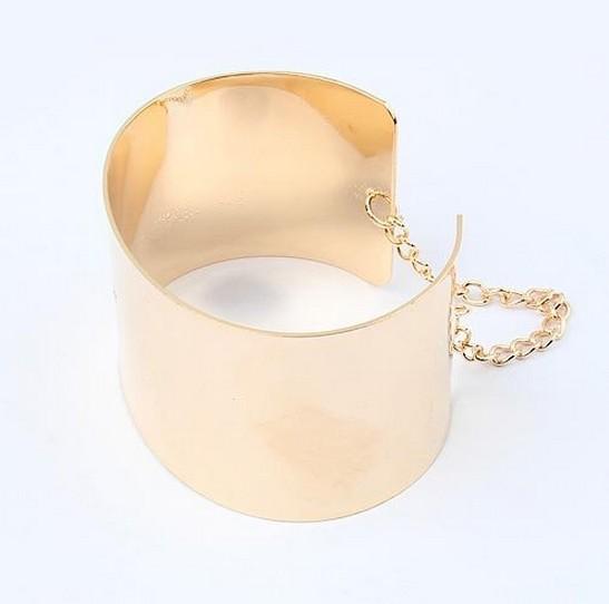 2015 New Fashion Hot-Selling Punk Personalized Metal Bracelets Bangle Jewelry Wholesale 66B2 66B3(China (Mainland))