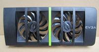 Evga gtx560ti  PLD08010S12HH 12V 0.35A  graphics card fan  1set 2pcs