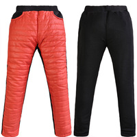 Children's clothing female child trousers thickening pencil pants skinny pants warm pants child princess long trousers winter