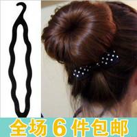 Ball head hair maker magic hair sticks pattern
