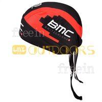 Free Shipping! 2013 RED BMC CAP Biker Bandana pirates scarf headsweats dress hats cycling head wear cap Quick-drying cap