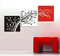 3 Piece Free Shipping Hot Sell Modern Wall Painting Home Decorative Art Picture Paint on Canvas Prints