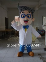 Custom Coach Character Mascot Costumes for Advertisement Free Shipping