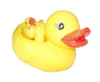 free shipping Little duck toy duck mother duck 3 Large