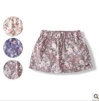 free shipping Children's clothing 2013 summer female child bust skirt 100% cotton child children skirt miniskirt all-match