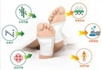 Free Shipping 100Pcs/lot Foot Mask Detox Foot Pads Patch Peeling Sticker Hallux Valgus Spa Medical Patch
