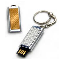 Plate 4gb pardew ultra-thin usb flash drive waterproof personalized usb flash drive rotation usb flash drive