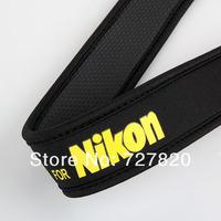 10PCS Hot sale camera Neoprene Neck Strap for nikon F60 F70 F80D F90X D100 D300