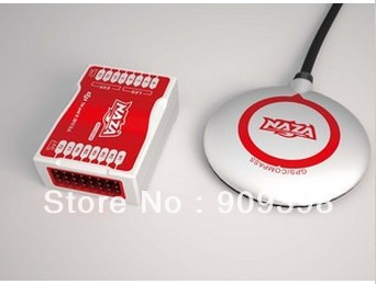 DJI NAZA Flight Stabilization Controller&GPS Compass Upgrade Module Multi-Copter