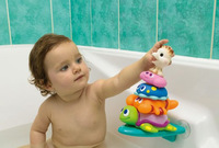 Sophie baby / children animal disign bath toy water toys