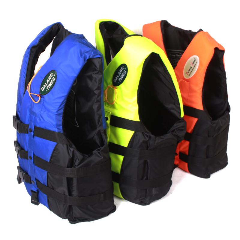 Snorkel Vest Co2 Adult Life Vest Professional Foam Life Vest Snorkel