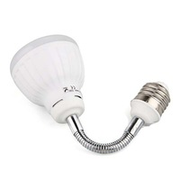 Free shipping E27 5w IR PIR Motion Detector Sensor 25LED Light Bulb Lamp Energy-saving