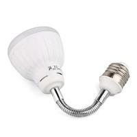 Free shipping E27 5w IR PIR Motion Detector Sensor 25LED Light Bulb Lamp Energy-saving
