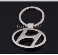HYUNDAI car emblems Keychain HYUNDAI Keyrings HYUNDAI  Key Chain Ring Key Fob car keychain car key rings