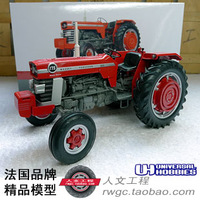 Free shipping 175 alloy walking tractor agricultural vehicles model gift uh