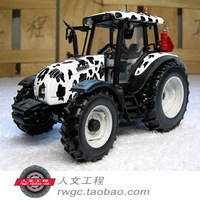 Free shipping Valtra tractor alloy farm vehicle cow model uh