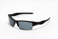 Flak Jacket Sunglasses 7098 Matte Black Frame Grey Lens men's fashion sports glasses wholesale & dropshipping